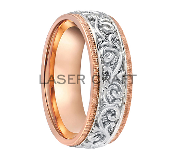 14K/18K Gold Wedding Band